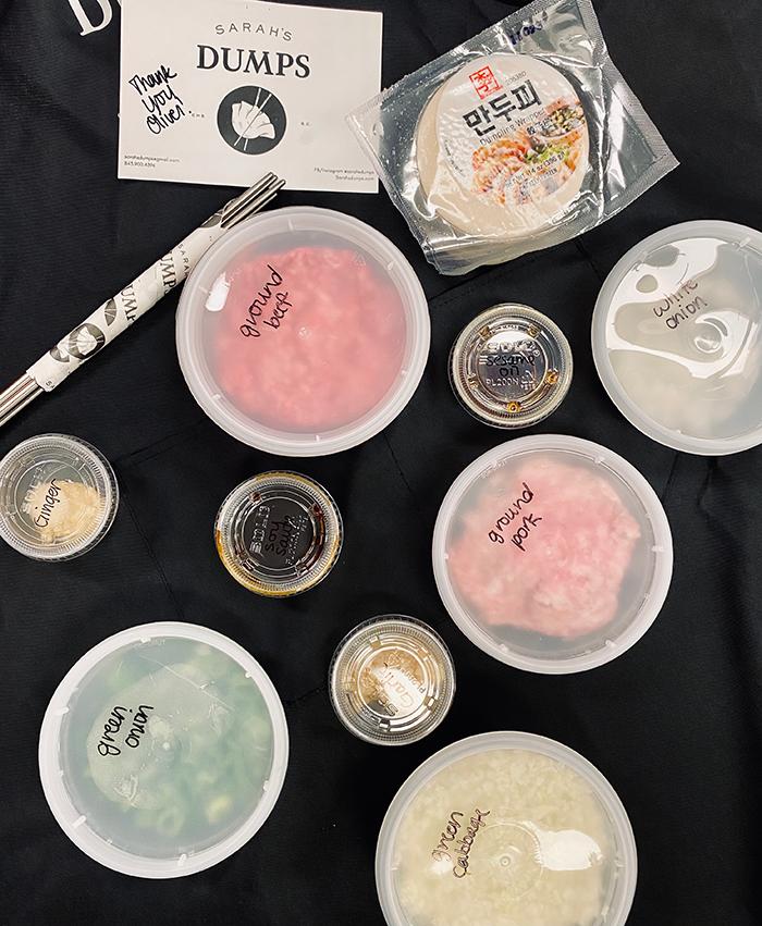 Dump Kit Ingredients